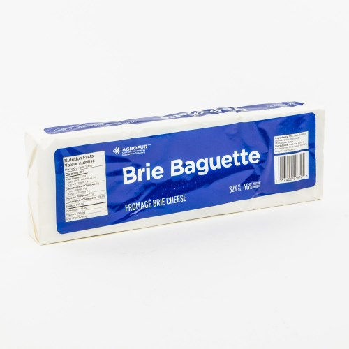 Fromage brie baguette