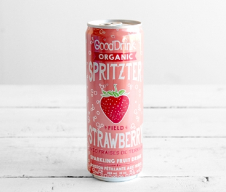 Gooddrink spritzer stawberry