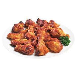 Ailes de poulet assaisonnées