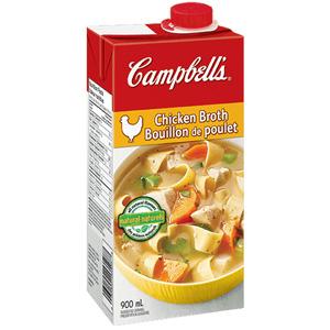 Bouillon de poulet Campbells