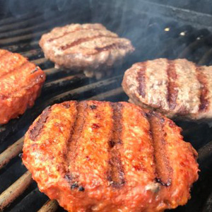 Burger bœuf