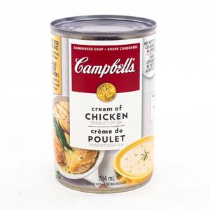 Crème de poulet - Campbells