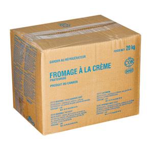 Fromage à la crème 20kg
