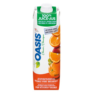 Jus d'orange - Oasis