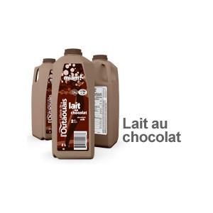 lait au chocolat