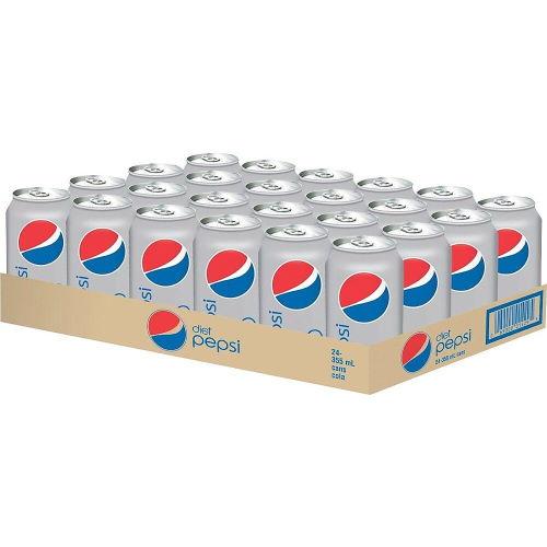 Pepsi Diet Caisse de 24