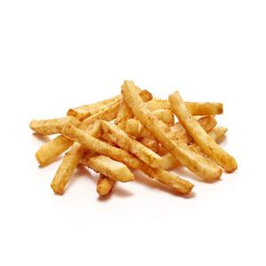 Frite enrobée