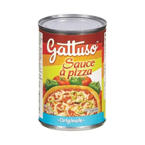 Sauce pizza gattuso 6x2.84lt