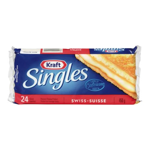 Fromage Suisse Single Kraft 400g