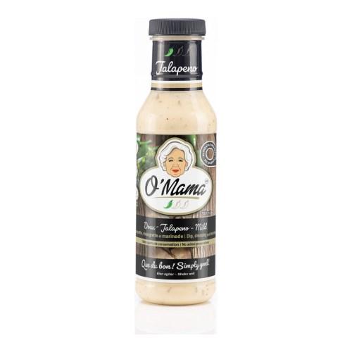 Vinaigrettes O'mama jalapeno doux 350 ml