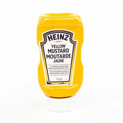 Moutarde renvrse heinz 375ml