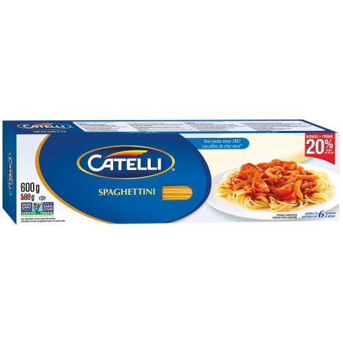 Spaghetti catelli 600gr