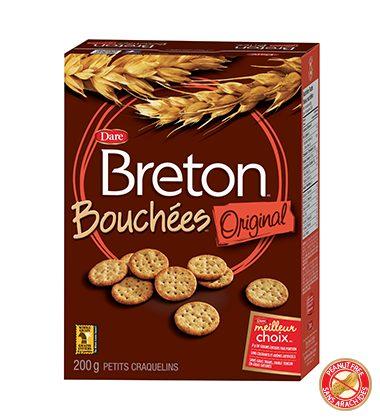 Biscuit Breton original, bouchées (220g)