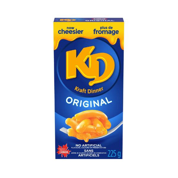 Kraft Dinner (225g)