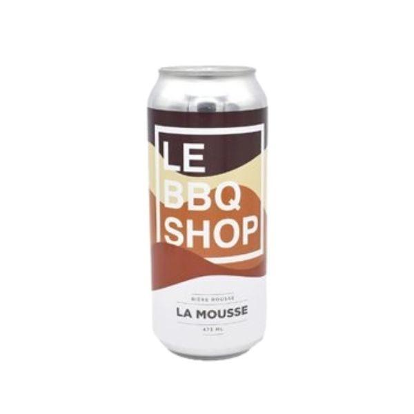 Bière rousse La Mousse