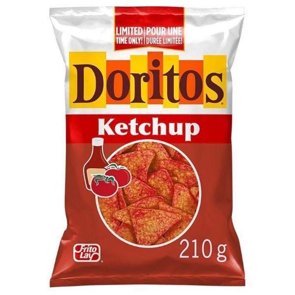 Doritos ketchup 210g